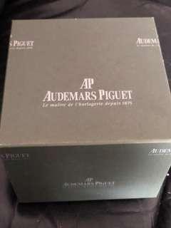 Audemars piguet offshore box authentic