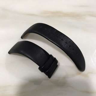 Used strap 22/20mm (only for deployment buckle)