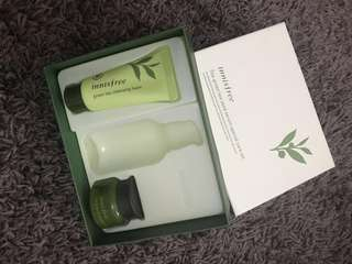 The green tea seed serum special set