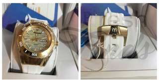 BRAND NEW Technomarine Women's Watch From US