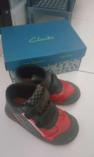 Clarks shoes (ori) for sale