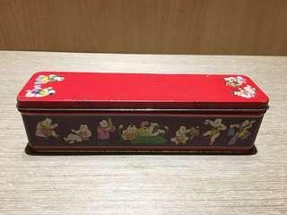 早期花旗食品股份有限公司鐵盒 早期鐵盒 復古鐵盒 拍戲道具 復古擺飾 道具背景
