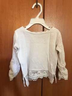 Authentic Carters White Tops