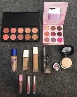 Fenty Beauty, BH, MAC & More Makeup Declutter