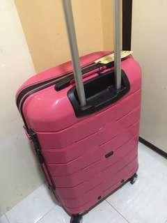 Koper 24 inch pink nya cantik bgt