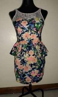 Prelived Floral Dress