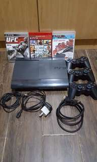 Playstation 3 500GB super slim