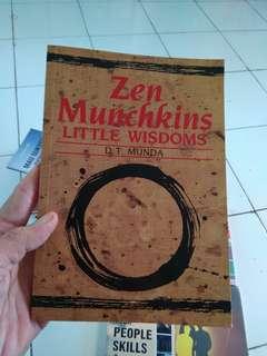 Zen Munchkins - Little Wisdom