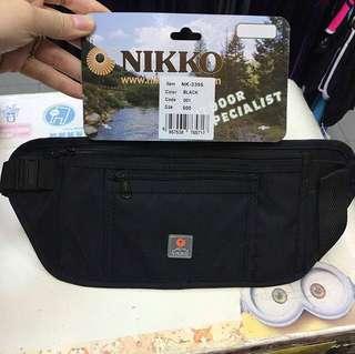 有門市~NIKKO MONEY BELT 貼身防盜腰包 貼身腰包 證件袋#NK3395