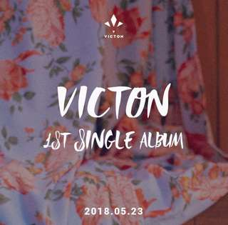 [Preorder] Victon Single Vol.1 Grief in May