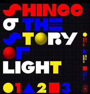 [Preorder] Shinee 6th Mini Album-The Story of Light EP.1