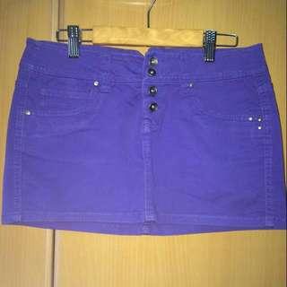 terannova blue skirt