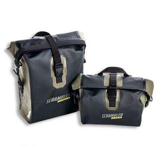 Ducati Scrambler Urban Enduro Waterproof Side Bags