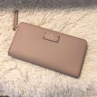 Katespade long wallet