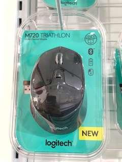 Wireless Mouse Logitech M720 multi device wireless mouse 1 yesr