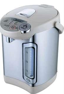 Medea 美的 4L 4公升電熱水壺 水機 水瓶