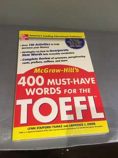 McGraw-Hills TOEFL