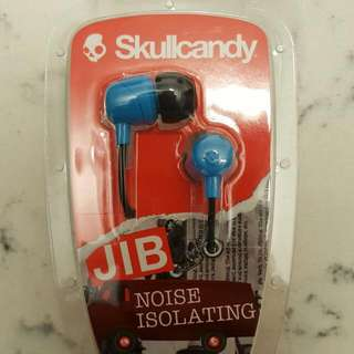 Skullcandy JiB Noise Isolating Earphones