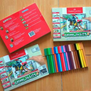 Faber Castell Color to life