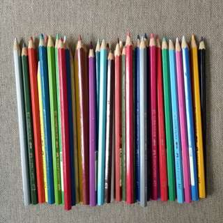 Faber Castell Watercolor Colored Pencils