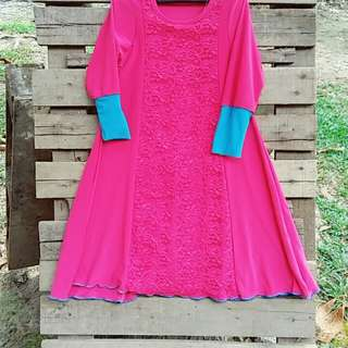 Dress For Girl (JUBAH)