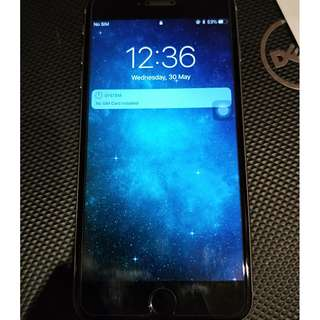 Iphone 6 Plus 64 GB Silver