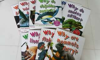Why? Books for Kids