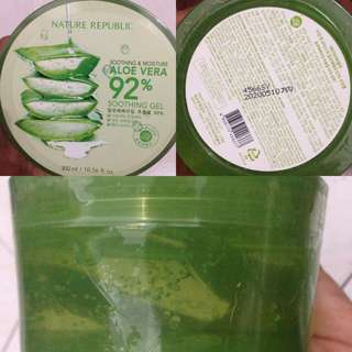 [Original] Aloe Vera 92% Nature Republic
