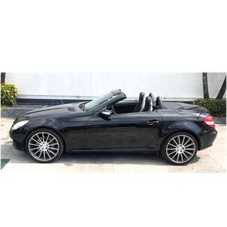 Mercedes Benz SLK 35 (negotiable)