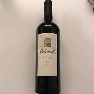智利紅酒red wine