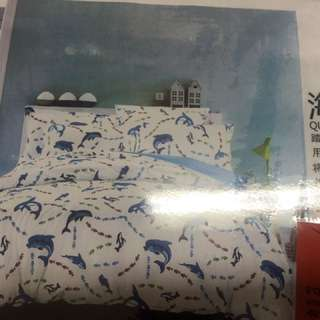 $9 Single/Super Single And Queen Size Bed Sheet