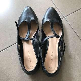 Flatshoes Vintage (sepatu wanita)