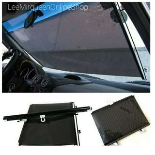 Auto Retractable Car Sun Shield 40x125cm