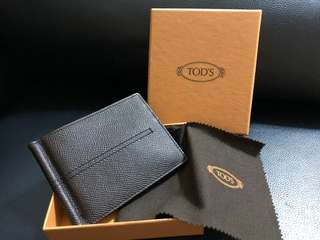 TOD'S 100%牛皮 Money Clip