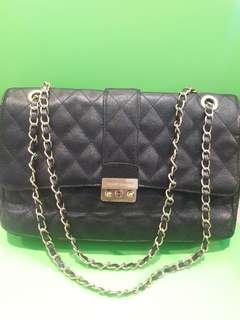 Harry Mason Flap Bag
