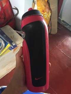 Nike hydrating bottle