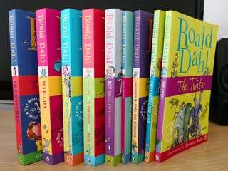 Roald Dahl – story books