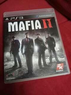 Ps3 Game Mafia2