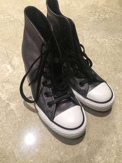 Converse Sneakers (heels inside)