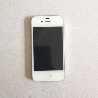 Apple iPhone 4 BEST FOR PARTS ONLY