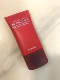 Prismologie RUBY & CEDARWOOD INVIGORATING BODY SCRUB