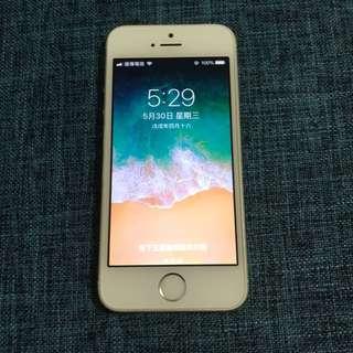 🚚 iPhone SE silver 16G 中壢可面交