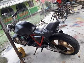 Honda cb400 version s singpore