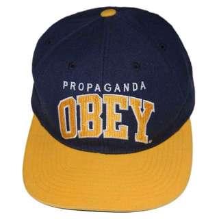 Topi Snapback Obey Propaganda
