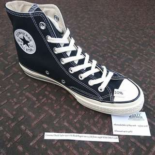 #RamadanSale #CrazyIncSale Converse CT 70's Black/Regret Original