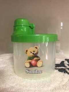 Similac Milk Powder Container