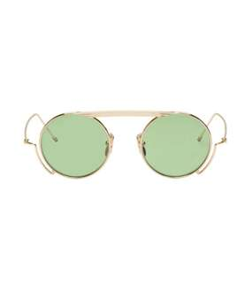 Thom Browne Gold TB 111 Sunglasses 太陽眼鏡