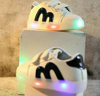 Evis Sneaker LED Shoes (2y-7y)