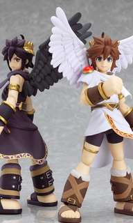 Figma Kid Icarus Pit and Dark Pit