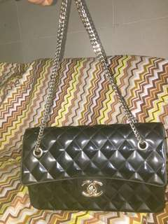 Preloved chanel bag (pvc high quality)